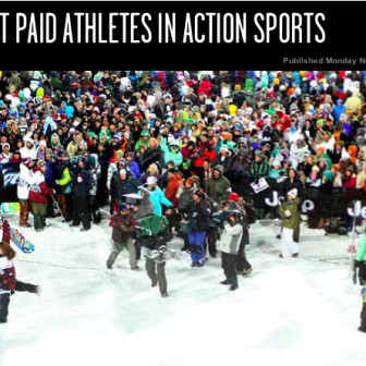 ESPNがアクションスポーツ界の長者番付を発表。もっとも稼ぐプロサーファーはケリー・スレーターに!