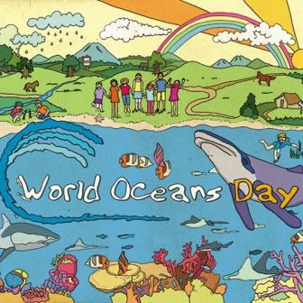 世界中で海を考えるワールドオーシャンズデイ、日本は6月7日に開催!