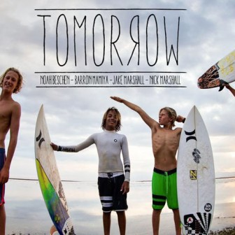 次世代Hurley映像に思う、世界サーフィンのコンペ年齢