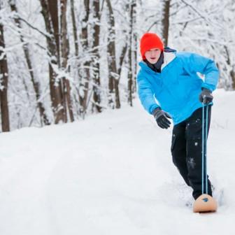 ついに復刻!!スノーボードの元祖『SNURFER』