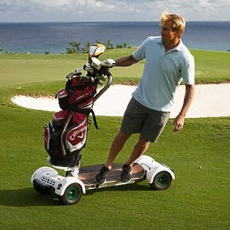 横乗り好きがゴルフをするなら迷わずコレ!