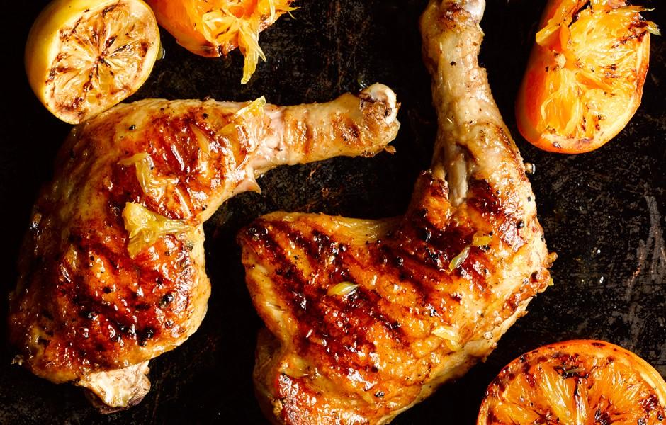 【レシピ】意外だけど絶品!BBQ『オレンジチキン』