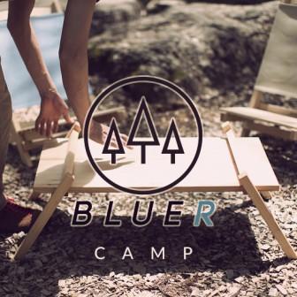 木のクラフトマンがシェイプする人気のキャンプ家具!