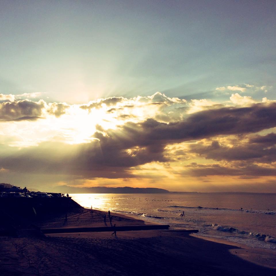 湘南の絶景ーGood morning OCEAN!!ー