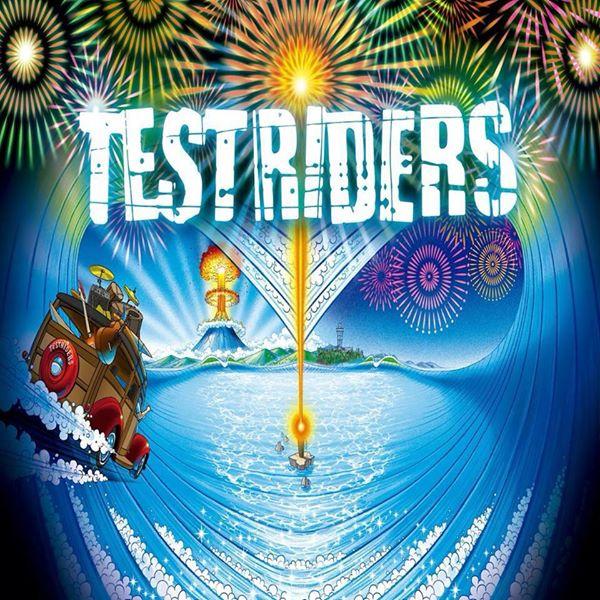 Surf&Rock'n'Rollしつづけて30年「テストライダーズ」