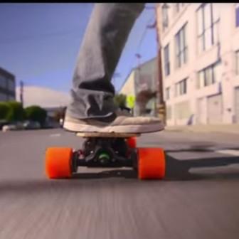 「電動スケートボード」最新事情!