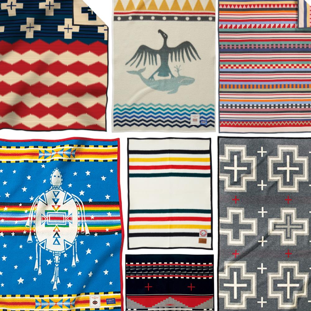 ネイティブアメリカンの伝統と文化を継承したペンドルトン