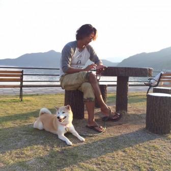 柴犬ラニと海のストーリー#05|Happy Birthday edition