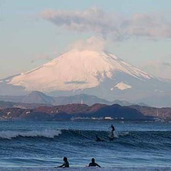 『超』高齢化社会とサーフィン