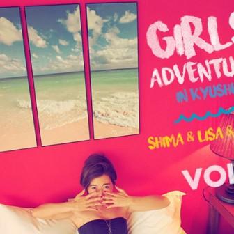 ガールズアドベンチャーin九州(第3話)|GIRLS ADVENTURE in KYUSHU#03