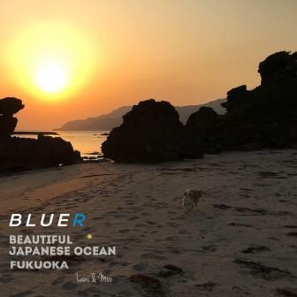 美しき日本の海ー福岡県|BEAUTIFUL JAPANESE OCEAN.